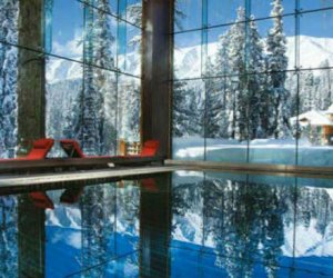 Spa in Mountain