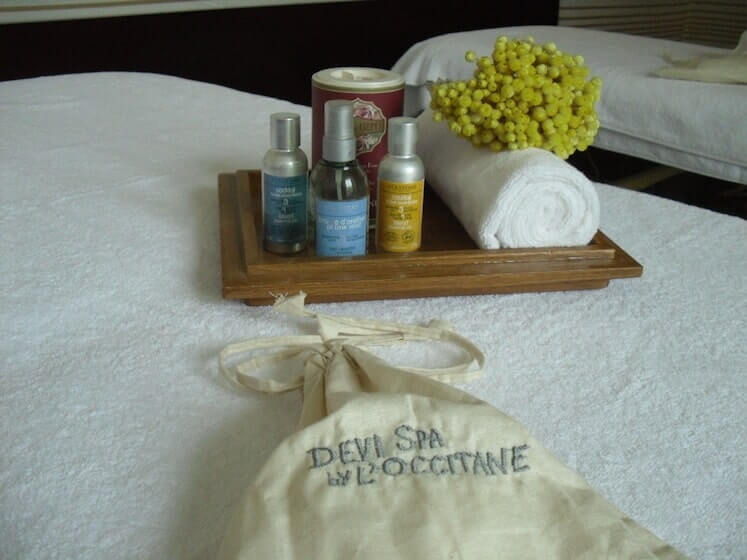 Spa Loccitane About